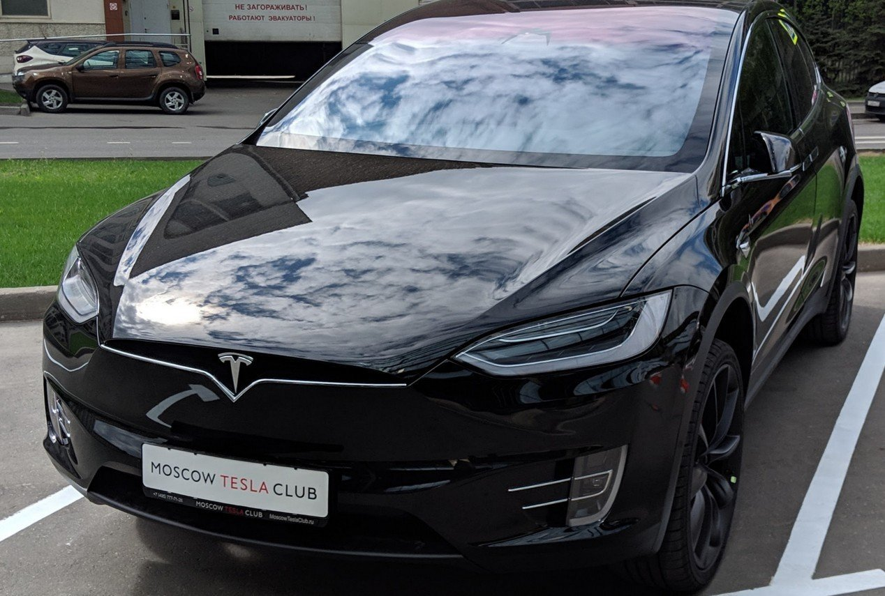 Tesla Model X Performance Ludicrous