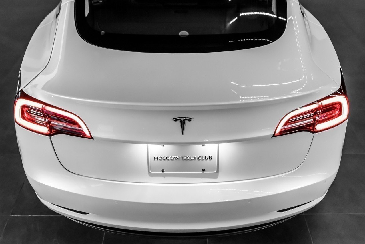 Tesla Model 3 Standart Range Plus