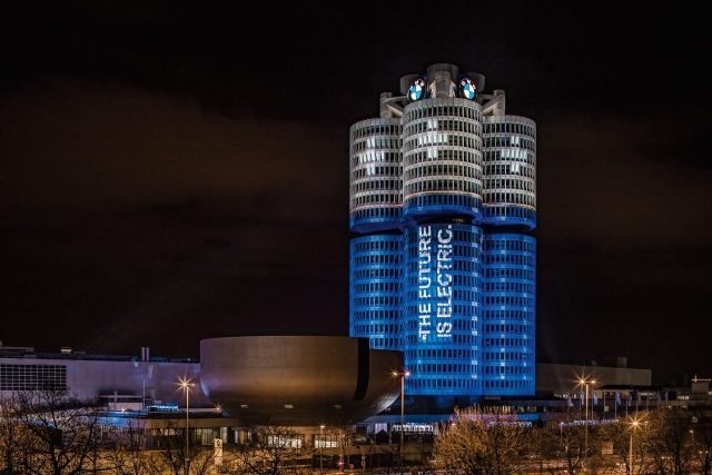 BMW-Welt-Battery